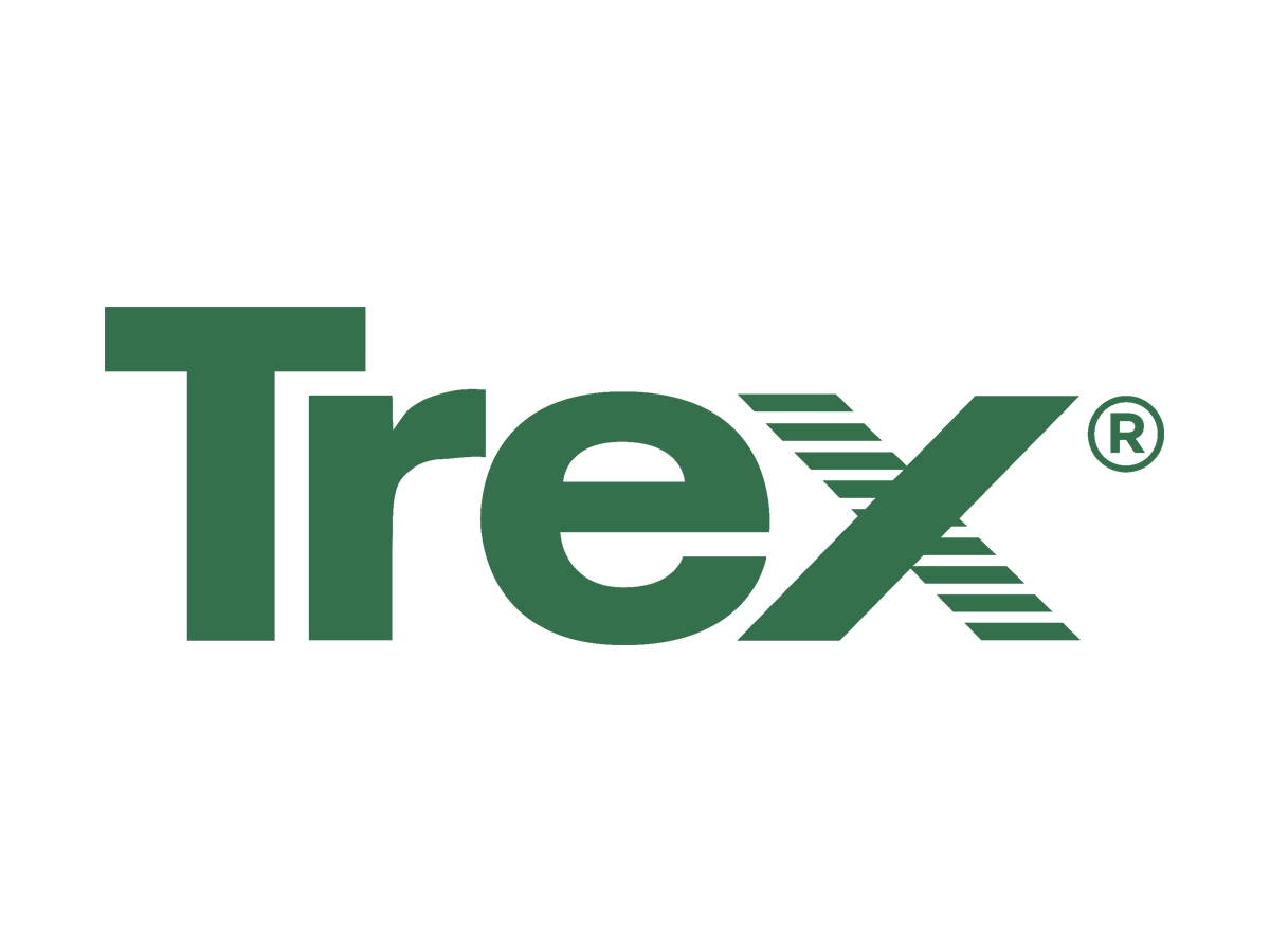 Trex building materials for roofers and renovators.
