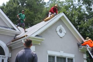 Don't let roof replacement day catch you by surprise!