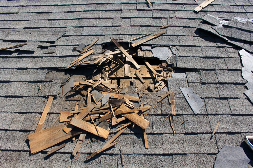 What You Can Do in a Roofing Emergency 1