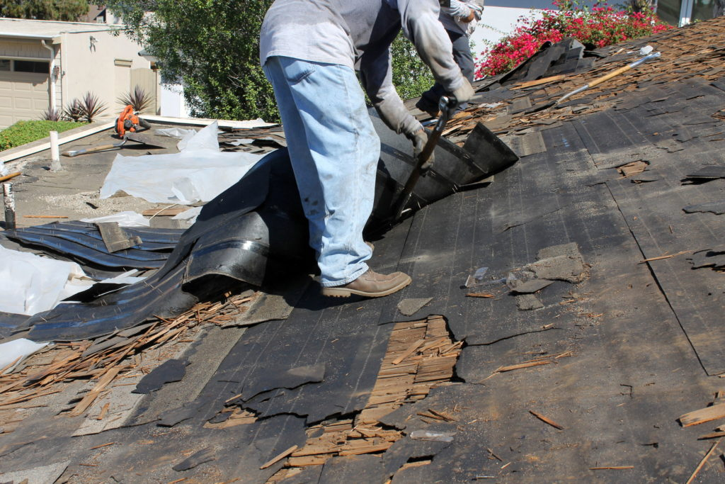 How Not to Perform DIY on Your Roof 1