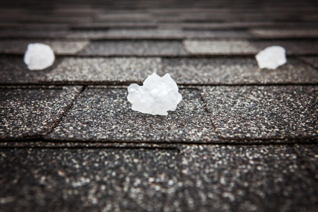 What to Know About Roof Hail Damage 2